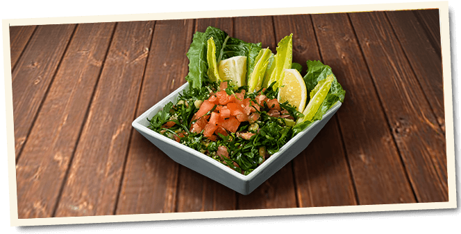 Tabbouleh salad – the perfect dish for summer heat